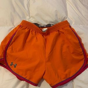2 pairs of under armour shorts for price of 1